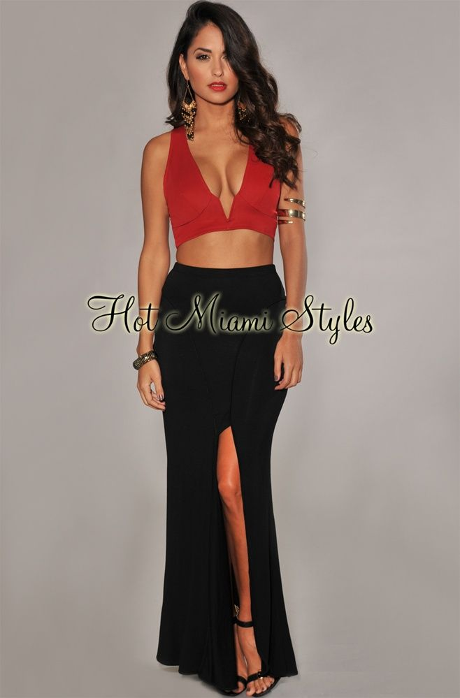gorgeous look from Hot Miami Styles