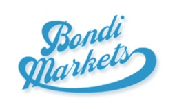 The old Bondi Markets logo