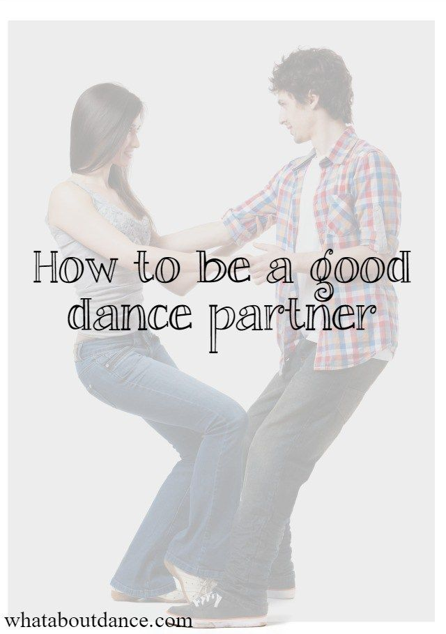 How to be a good dance partner in social dancing, applicable for ceroc, salsa, west coast swing, modern jive, bachata and more |  What about Dance