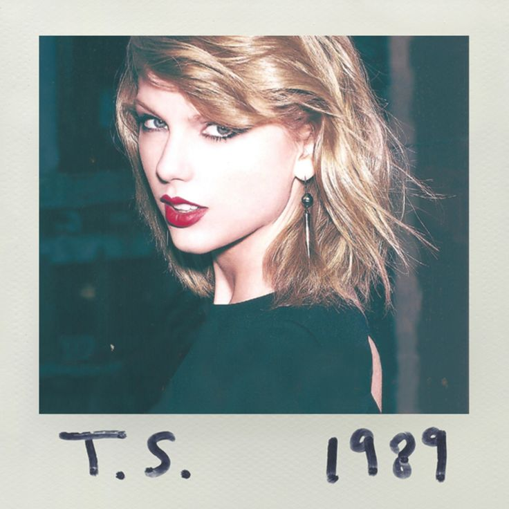 Taylor Swift 1989 Album Cover (Fan Made) | [ MUSIC SINGLES ...