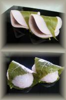 桜餅 関東風&関西風