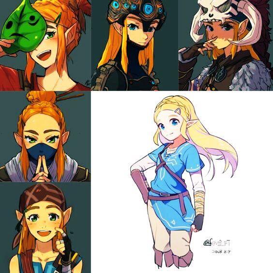 Anime Prinzessin