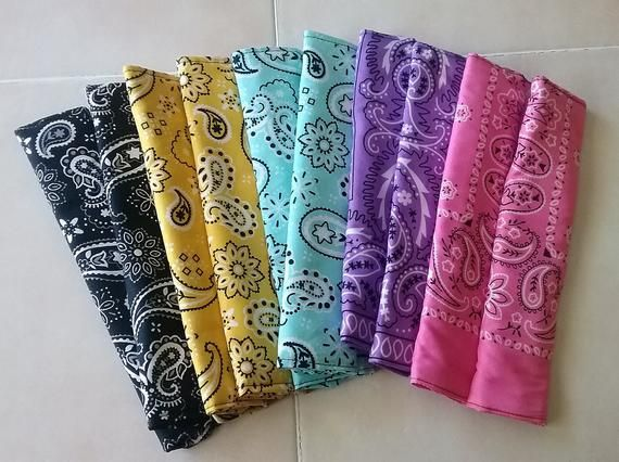 Paisley Seat Belt Cover Set