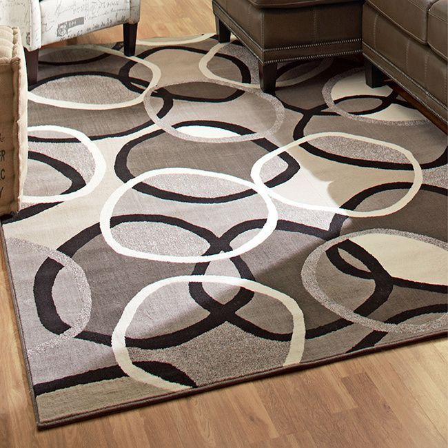 With Attractive Neutral Colors, This Da Vinci Overlap Multi Rug Is A  Perfect Complement To Many Decor Styles. The Da Vinci Collection Joins  Contemporary ... Amazing Ideas