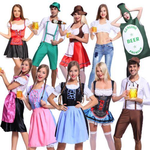 Mens #ladies german bavarian oktoberfest beer maid fancy #dress #costume lederhos,  View more on the LINK: http://www.zeppy.io/product/gb/2/371485098204/