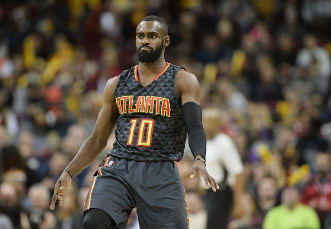 Love Tim Hardaway Jr. Don't love that contract. That's the NBA, though. #Knicks