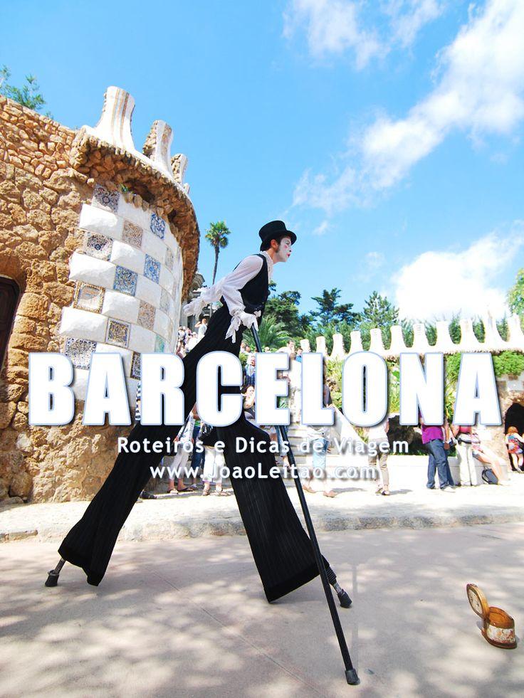 BARCELONA Espanha: Guia de roteiros, Dicas de viagem, O que visitar, Monumentos, Alojamento, Transportes, Mapas, Fotos Barcelona cidade.