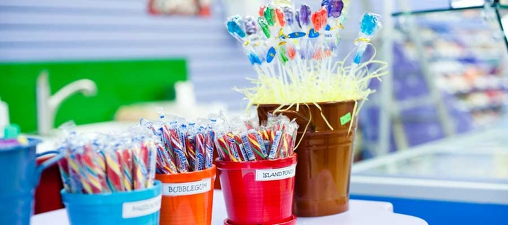 Sticky's Candy is the ultimate candy store in Downtown Langley!