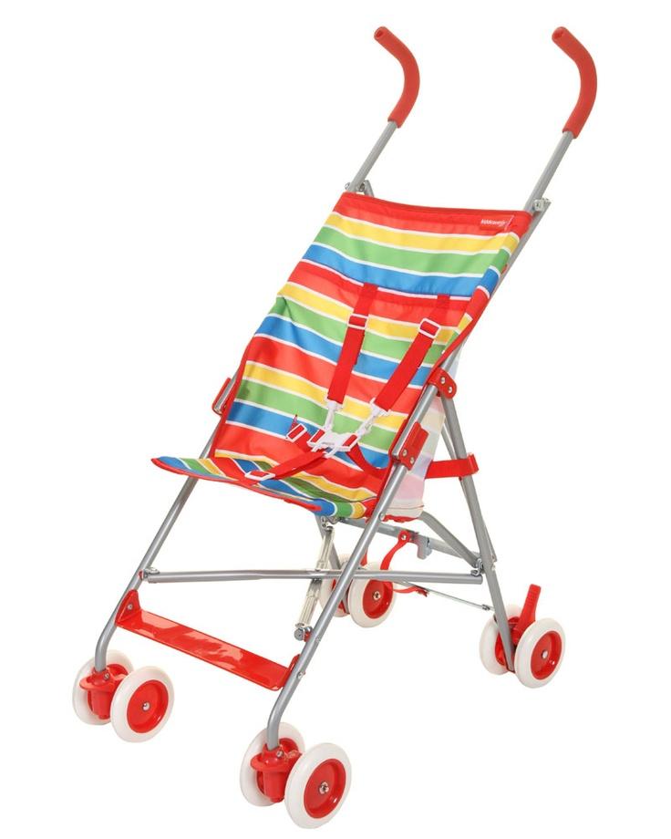 Kiddicare Essentials Basic Buggy - Lightweight Buggy