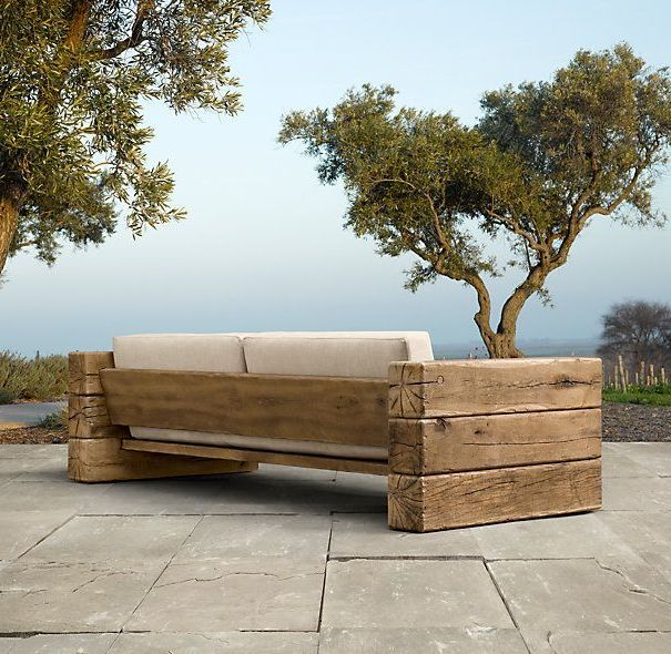 Bekannt sofa selber bauen anleitung möbel selber bauen sofa aus palette UD01