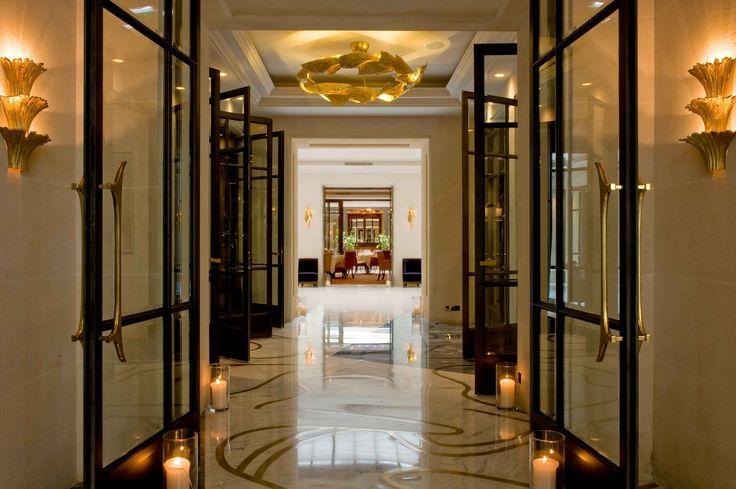 Le Burgundy Paris - When contemporary luxury meets past...