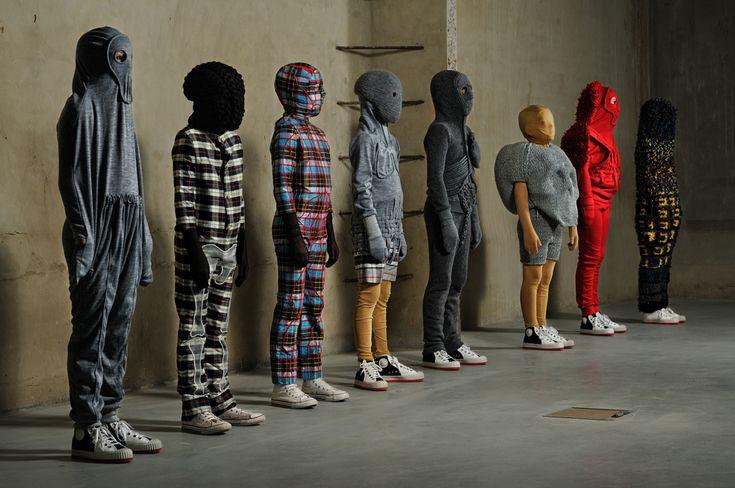 Belgian children's-clothing designer Caroline Bosmans