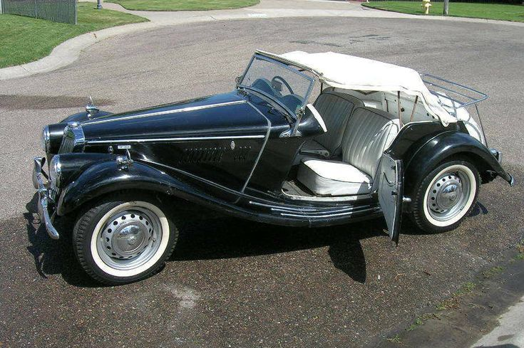 Just Right! 1955 MG TF Out Of Storage - http://barnfinds.com/just-right-1955-mg-tf-out-of-storage/