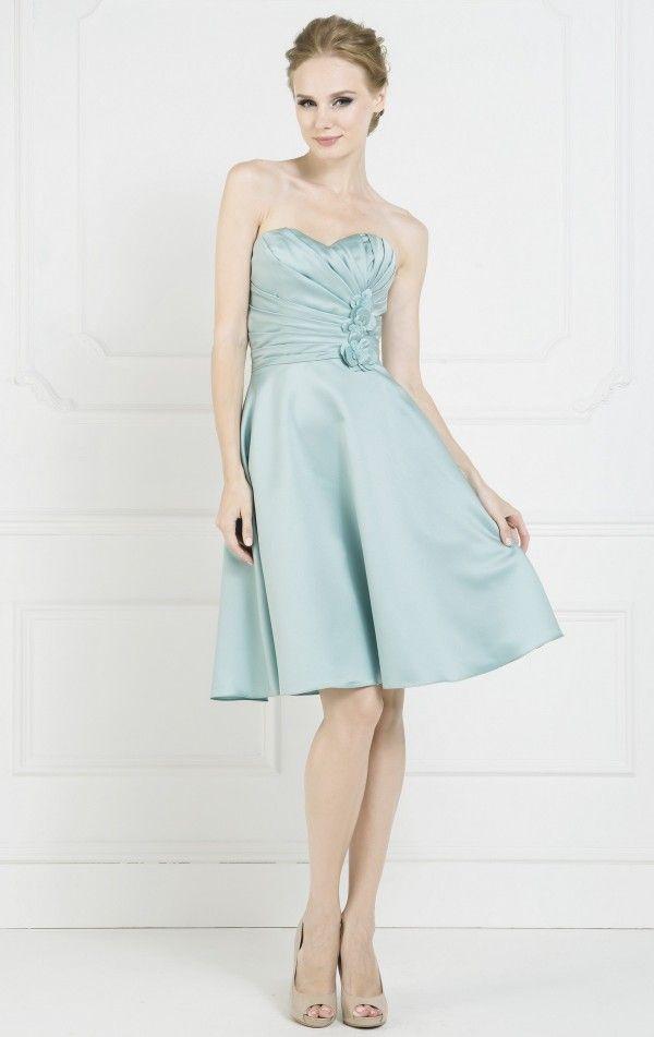 19 best Ideas for Short Bridesmaid Dresses images on Pinterest ...