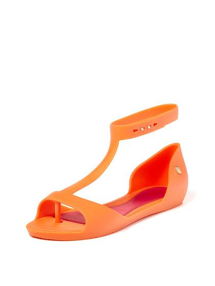 Optical II Sandal by Melissa at Gilt