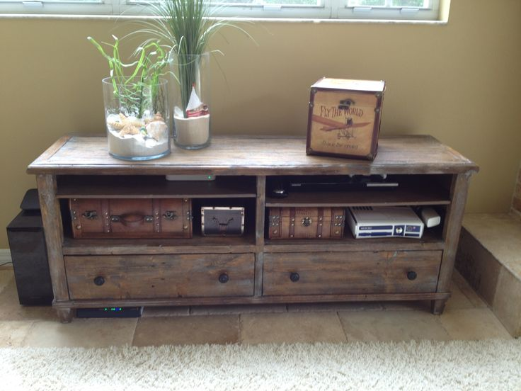 Remarkable Ideas Rustic Entertainment Center : Rustic Entertainment ...