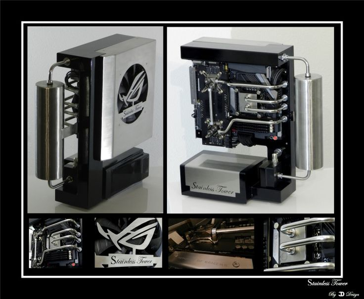 how to build a liquid cooled pc