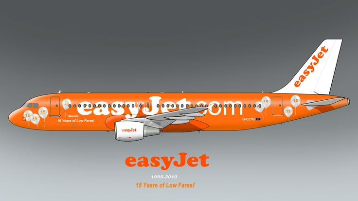 airplane special paint | Re: Easyjet aircraft to get a special livery