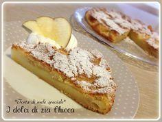 """Torta di mele """"speciale""""...proviamo!"""