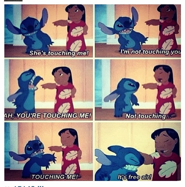 Lelo and stitch  this is so me and my brother.