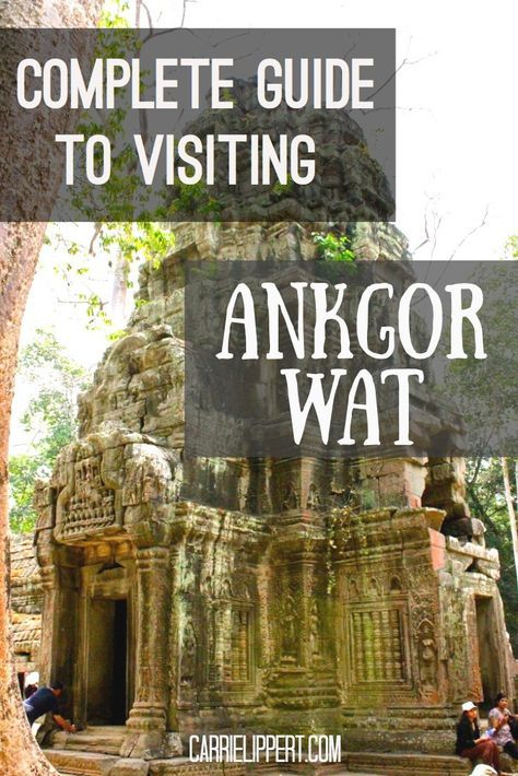 One of the 7 Wonders of the World and one of the most visited places on the entire planet year after year, Angor Wat is too good to miss, but can be tricky to navigate. Check out the Complete Guide to making the most out of your visit!