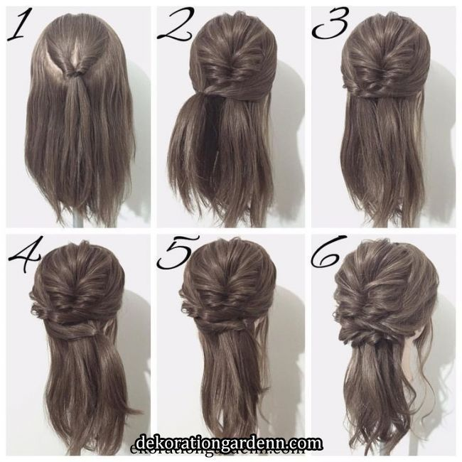 #Cute#Easy#Hairstyle in 2020 | Braided hairstyles, Hair styles, Prom hair#braided #cuteeasyhairstyle #hair #hairstyles #prom #styles