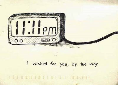This reminds me of 12/12/12 when my class asked me to tell them when it was 12:12 (on 12/12/12) and told me to make sure I made a wish. :)
