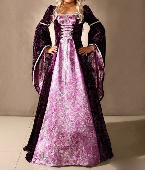 Medieval dresses for cheap