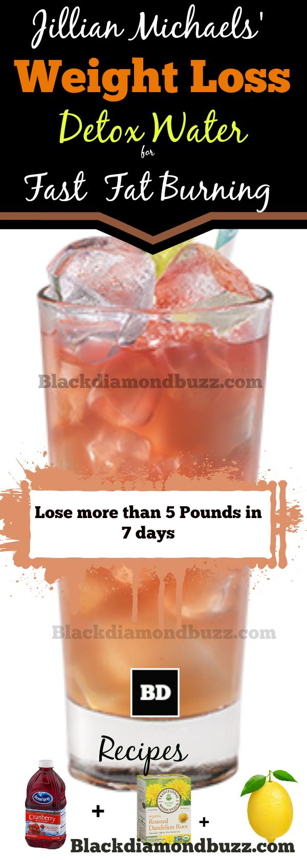 jillian weight loss drink