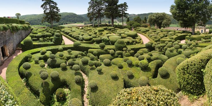 Les jardins du ch teau de marqueyssac les jardins pinterest search - Les jardins de marqueyssac ...