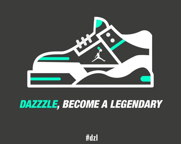 [DÉTOURNEMENT] dazZzle, BECOME a legendary !   #jordan #détournement #dzl #pub #veille #TakeFlight #wtf #dzl #pub #veille #détournement #ad #illustration #slogan #publicitaire #minimalist #media #brand #white #black #gray #green #design #light #pill #rules #inspiration #training #runnng #sexy