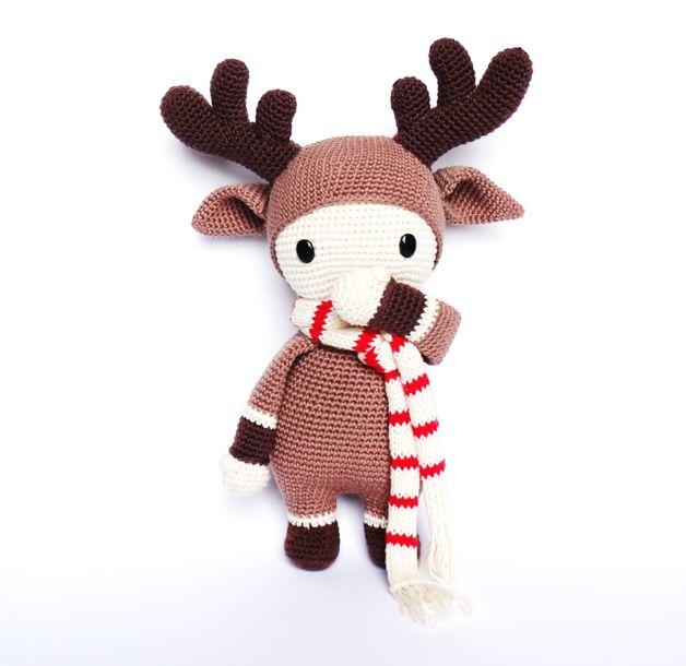 Mas de 1000 ideas sobre Patrones De Crochet De Animales en ...