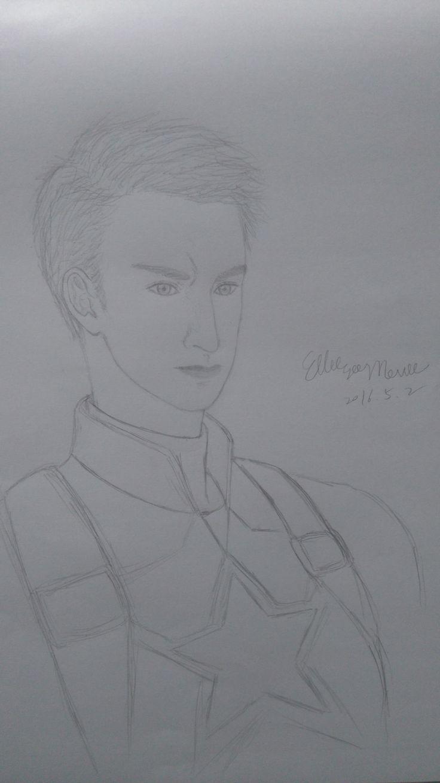 美國隊長3 英雄內戰 Captain America:Civil War Steve Rogers