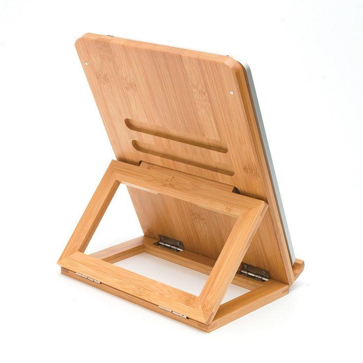 Adjustable iPad Stand