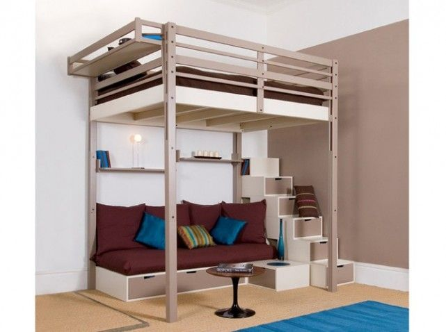 1000 images about lit mezzanine loft on pinterest ikea kura apartment therapy and lit. Black Bedroom Furniture Sets. Home Design Ideas