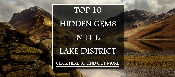 We are very lucky to live in one of the most beautiful places in the world, we would like to share some of the hidden gems in the Lake District.