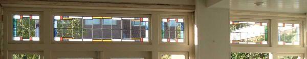 glas in lood ramen hooggraven utrecht