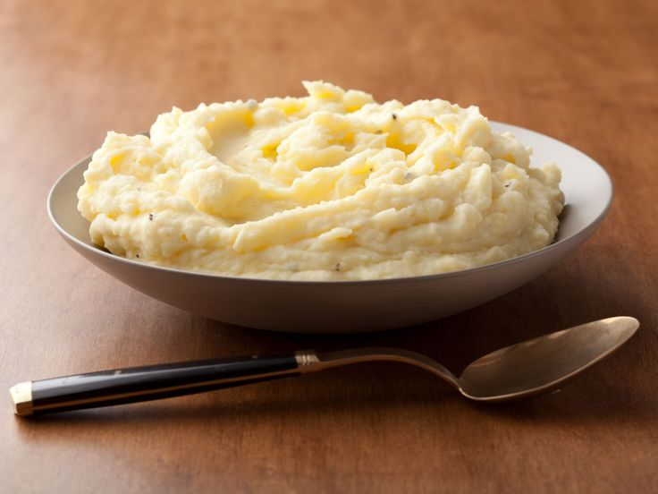 Sour Cream Mashed Potatoes recipe from Ina Garten via Food Network