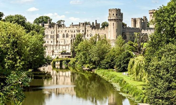 A leafy walk along rivers and canals passes through the rich history of Leamington Spa and medieval Warwick• Five more walks tomorrow