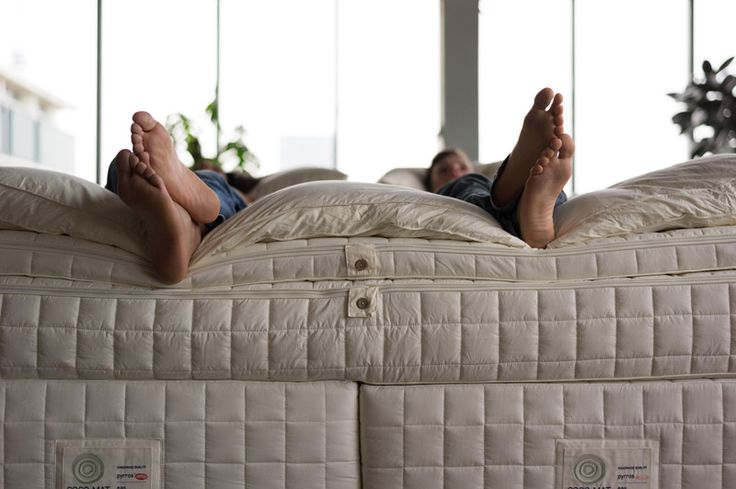 Indulge in the 4 layer sleeping system for a perfect sleep experience!   #layers #cocomat #mattress