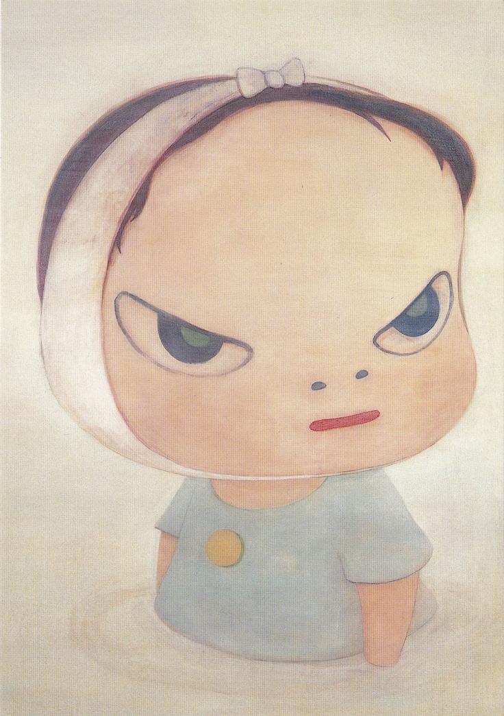 Yoshitomo Nara, Serpentine Gallery, London