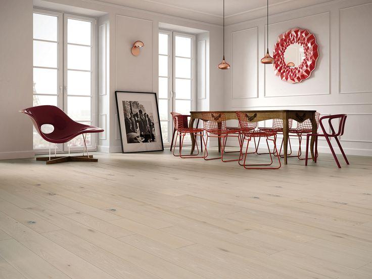Baltic Wood, Sélection Du Sommelier, N°10 Pinot Grigio Lita podłoga dębowa, uszlachetniona białym i szarym olejem ECO.