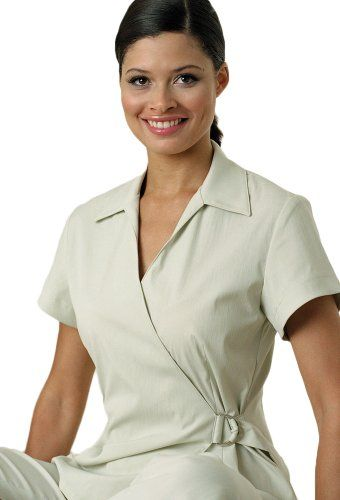19 best images about spa uniforms on pinterest monaco for Spa uniform female