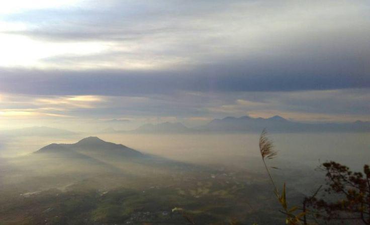 """""""#hiking #puncakprisma #manglayang #jawabarat"""""""