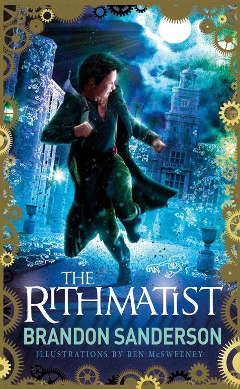 Review: Rithmatist by Brandon Sanderson - Best Fantasy Books Blog