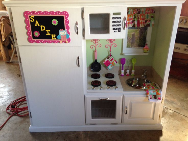16 best For Macey images on Pinterest | Play kitchens, Children ...