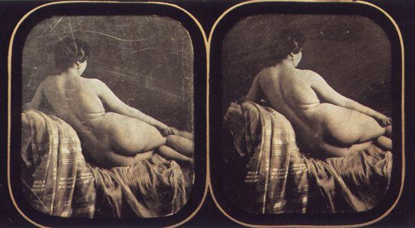 La historia de la fotografía erótica