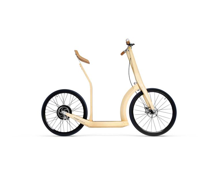 concept by fritsch durisotti #bambou #trotinette