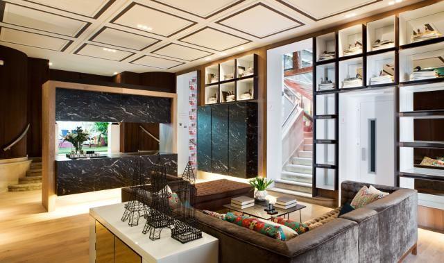 11 tendencias de muebles y decoracion 2016: Muebles de lujo y dise