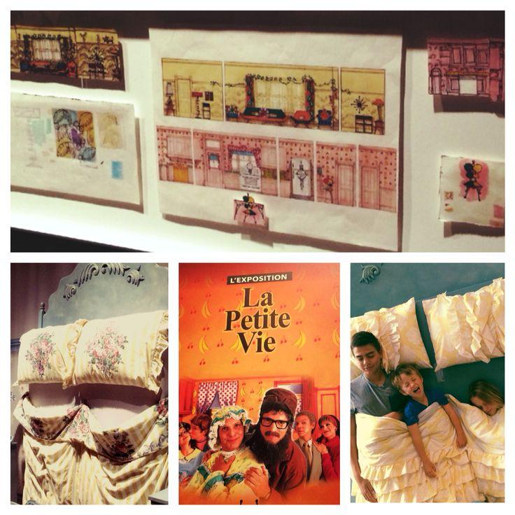 Expo à Chicoutimi de la série La Petite Vie